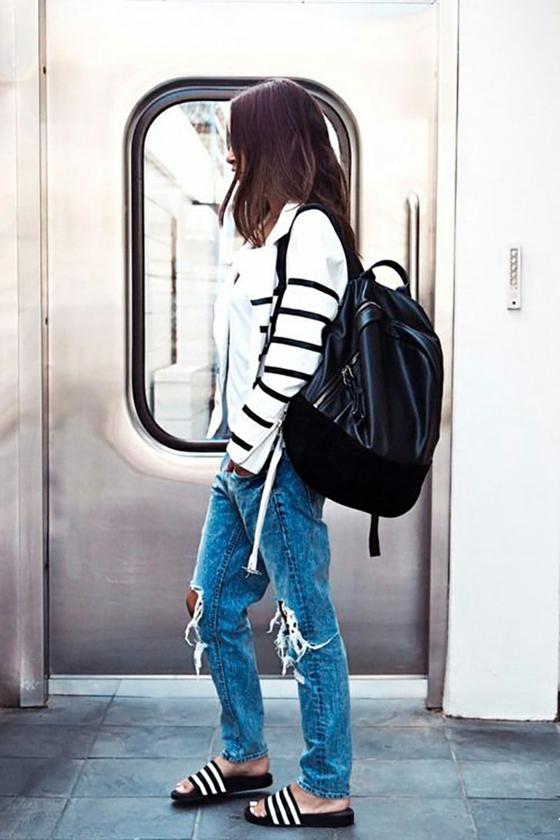 adiletten jeans pulli