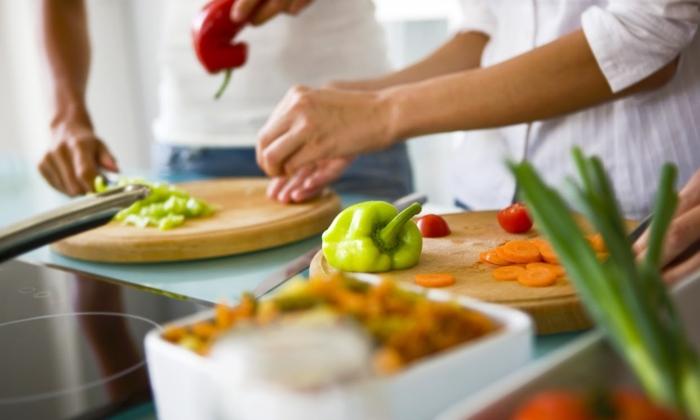 clean eating rezepte beispiel teller selbst kochen