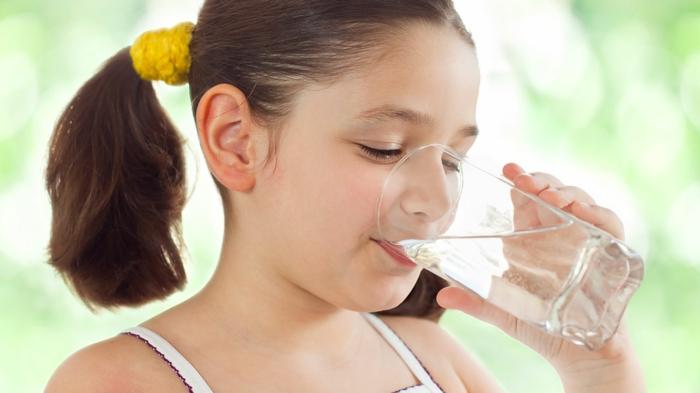 clean eating rezepte beispiel teller wasser