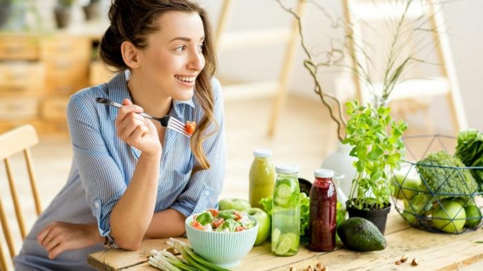 clean eating rezepte beispiel wochenmarkt einkaufen