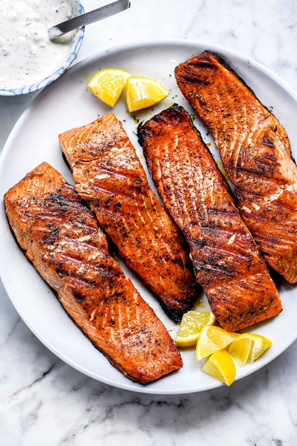 fisch richtig grillen grilltipps