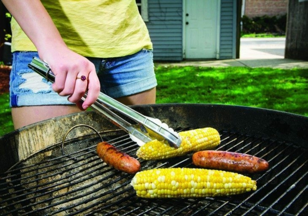 grilltipps maiskolben würstchen grillen