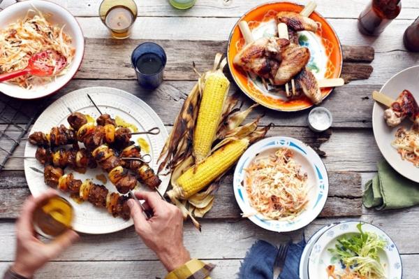 grilltipps sommer brunch organisieren