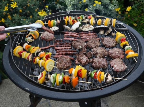 grilltipps sommer fleisch grillen