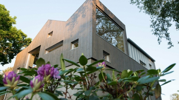nachhaltig bauen und renovieren fassade
