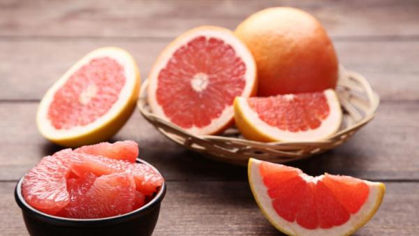natürliche Fettverbrenner Grapefruit Favorit unter den fettverbrennenden Lebensmitteln