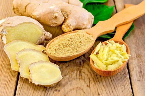 natürliche Fettverbrenner gesunder Fatburner Ingwer Wunderknolle