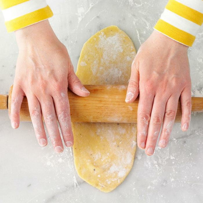 pasta selber machen ausrollen