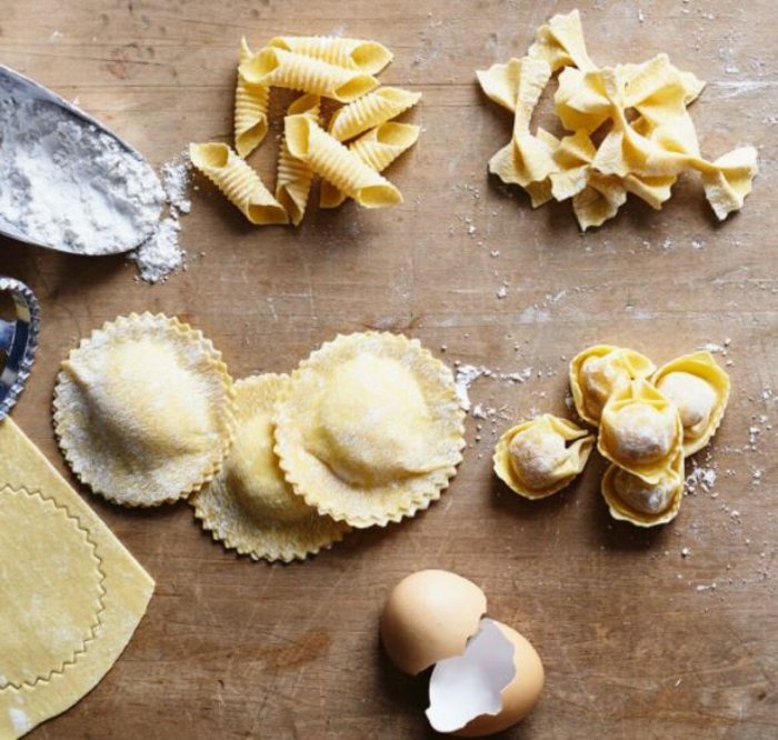 pasta selber machen formen