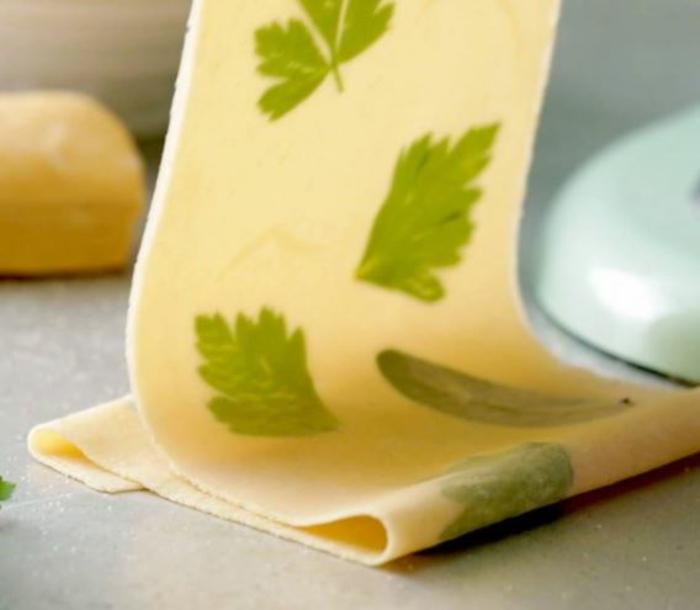 pasta selber machen mit kräuter