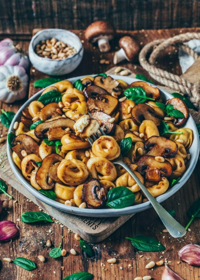 pasta selber machen'mit füllung'feinschmecker