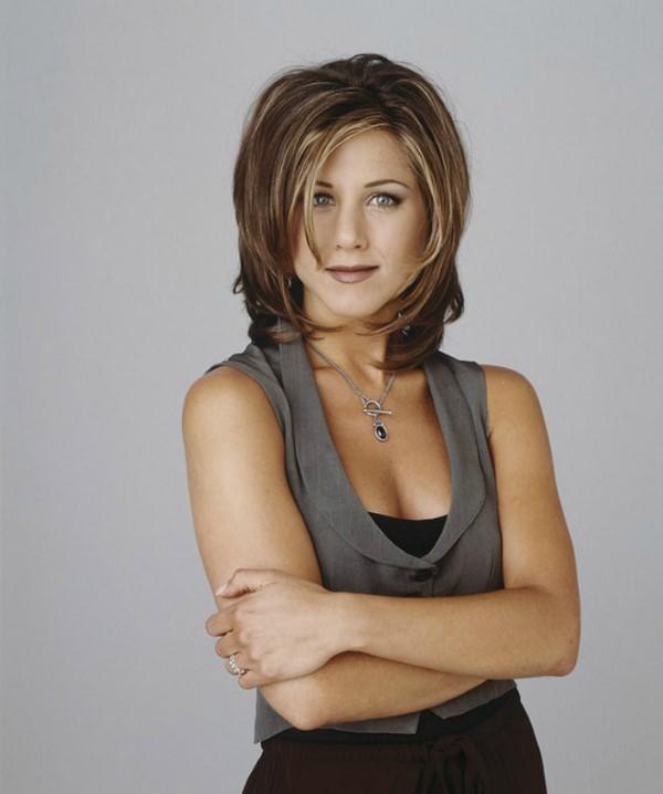 90er Jahre Frisuren erleben ein Comeback mit coolen Schnitten und Styles Rachel Green Frisur