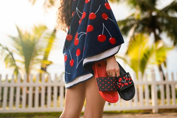 Dedoles Sommerkollektion Sommer-Outfits Pantoletten