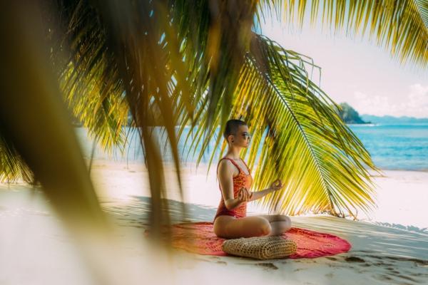 Dedoles Sommerkollektion Sommer-Outfits Strandtücher