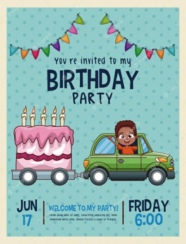 Einladung Ideen Text Kindergeburtstag Einladungskarten gestalten