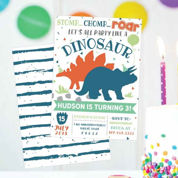 Einladung Ideen Text Kindergeburtstag Tierwelt Einladungskarten