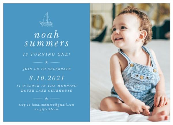 Einladung Wortlaut Kindergeburtstag feiern Einladungskarte Baby