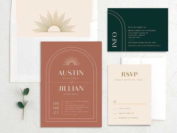 Einladungskarten für Hochzeit Einladung schreiben