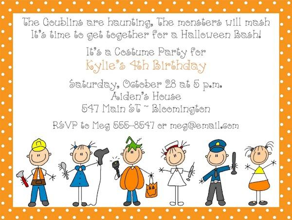 Einladungskarten gestalten und selber schreiben Kindergeburtstag feiern