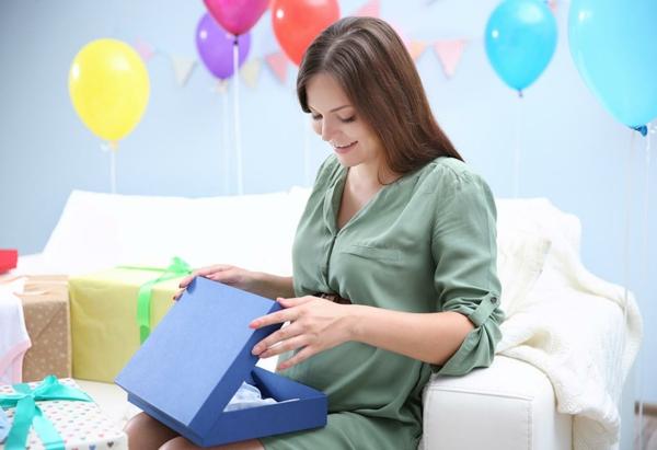 Geschenk für die neue Mama-Babyparty-Party