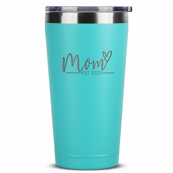 Geschenk für frischgebackene Mama Becher Kaffeemaschine