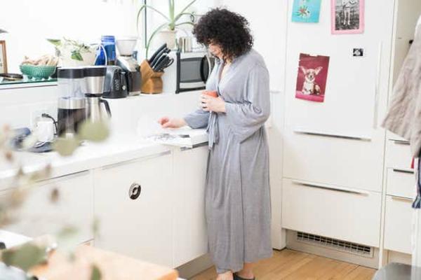Geschenk für frischgebackene Mama mit neuer Kaffeemaschine