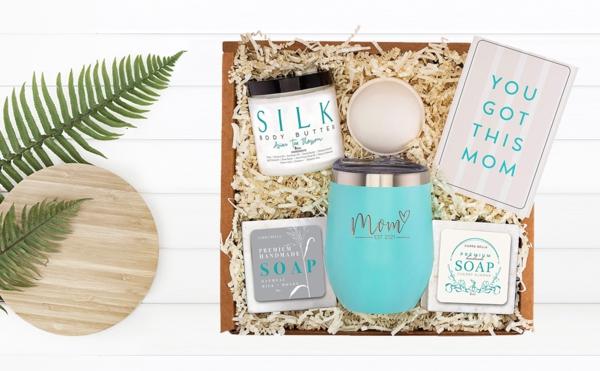 Geschenk für neue Mama