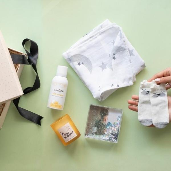 Geschenkideen für frischgebackene Mama