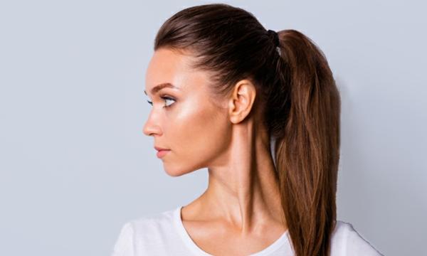 Hausmittel gegen Haarausfall schöne lange Haare pflegen