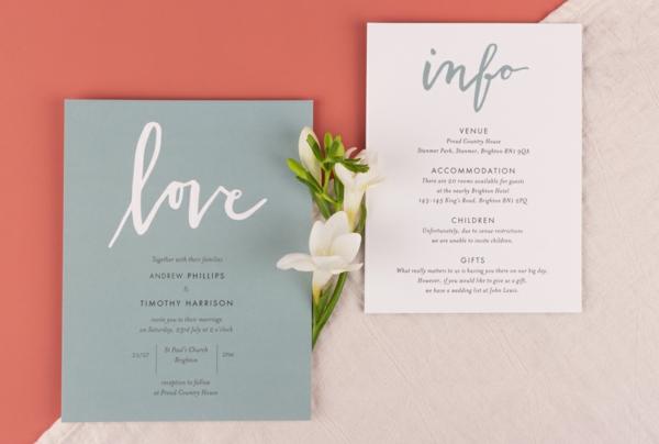 Ideen für Einladungskarten Hochzeit Richtlinien