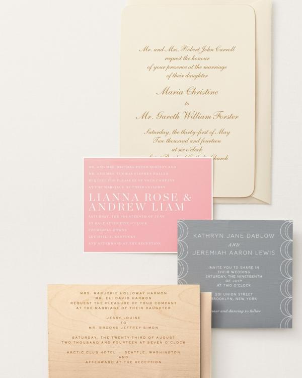 Ideen für Einladungskarten Hochzeit Text Richtlinien Beispiele