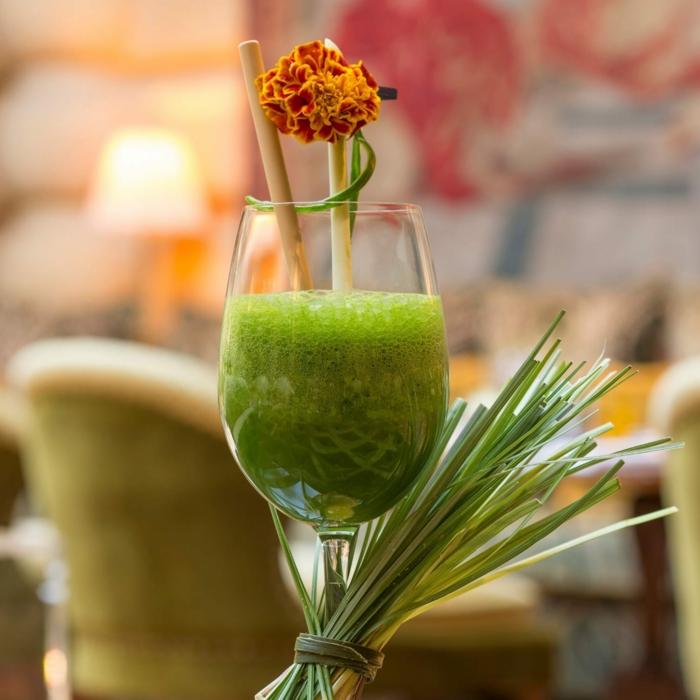 Sommergetränke Mocktails Ideen 2021 mockteils rezepte selleriesaft