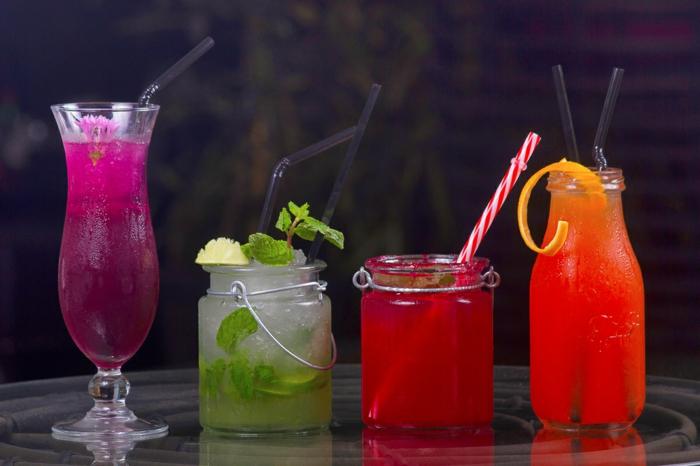 Sommergetränke Mocktails Ideen 2021 mockteils rezepte