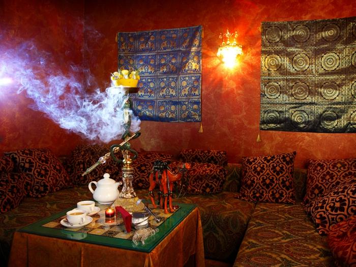 Shisha Shop in der Nähe persischer teppich wasserpfeife typisch