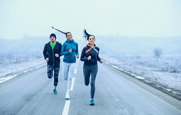 Slow Jogging Niko Niko Tempo Hiroaki Tanaka Laufen mit Freunden