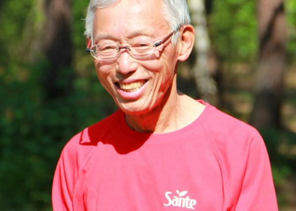 Slow Jogging Niko Niko Tempo Hiroaki Tanaka japanischer Trendsport