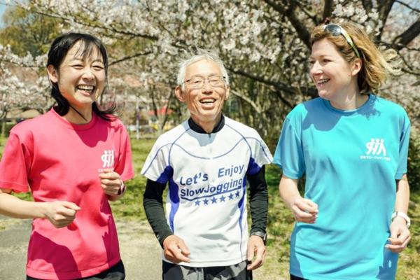 Slow Jogging Niko Niko Tempo Hiroaki Tanaka