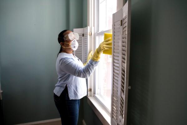 So wird Ihr Frühjahrsputz zu einem echten Erfolg!  Fenster putzen