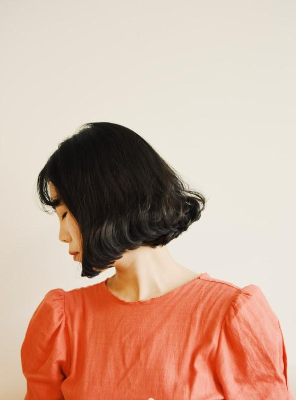 Stilvolle und schöne Frisuren für schulterlange Haare asian hair frisur ideen