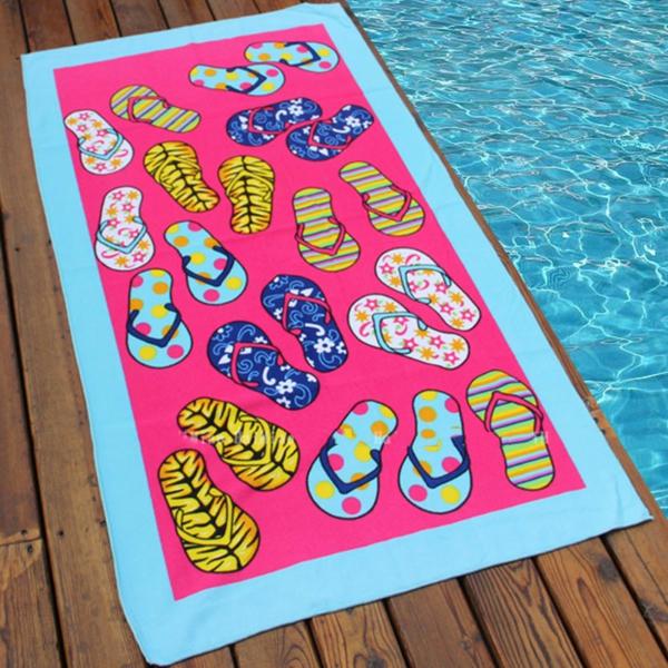 Strandtücher – mehr Urlaubslust dank Qualität und toller Designs3