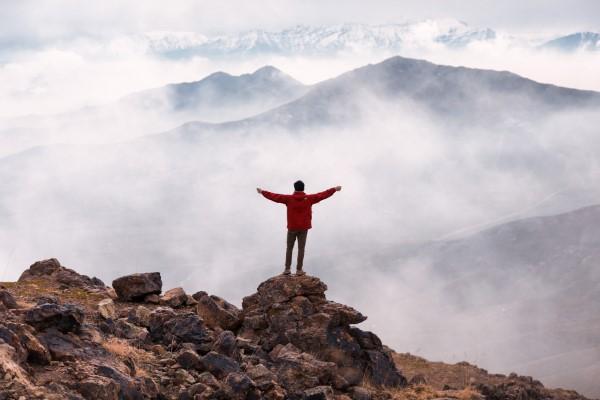 Wandern für die Seele – so gesund ist ein Trekking-Trip durchs Gebirge freiheit und genuss