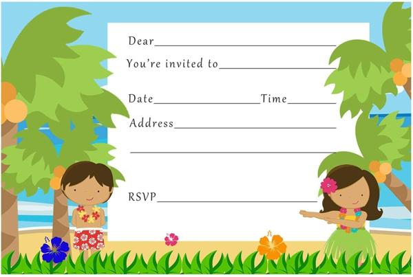 Was schreibt man auf EinladungskartenKindergeburtstag Text
