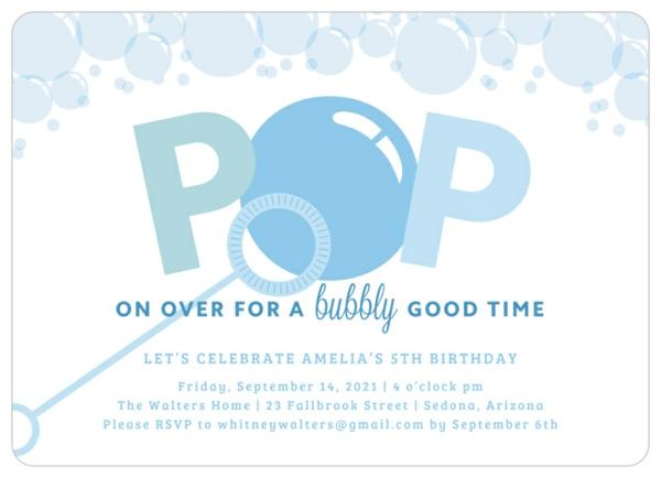 Was schreibt man auf EinladungskartenKindergeburtstag thematische Geburtstagsparty Ideen