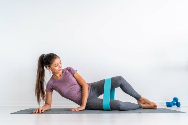 Was sind Hip Dips workout Muscheln Übung