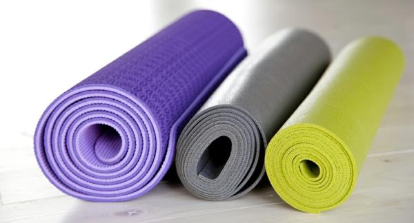 Yogamatten-Reinigungsmittel machen die besten Yogamatten selber