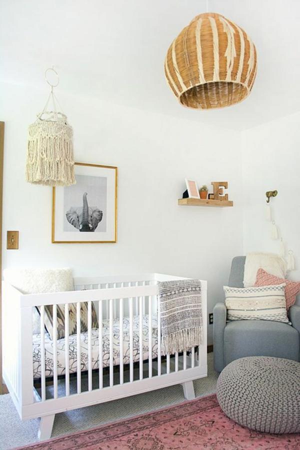 boho babyzimmer makramee ideen