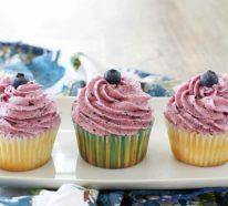 Blaubeer Muffins – 3 einfache Rezepte mit den gesunden Sommer-Früchten