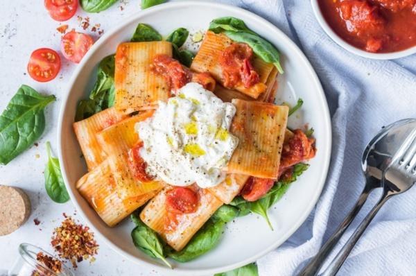 italienisches burrata rezept