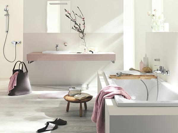 moderne badegestaltung grohe