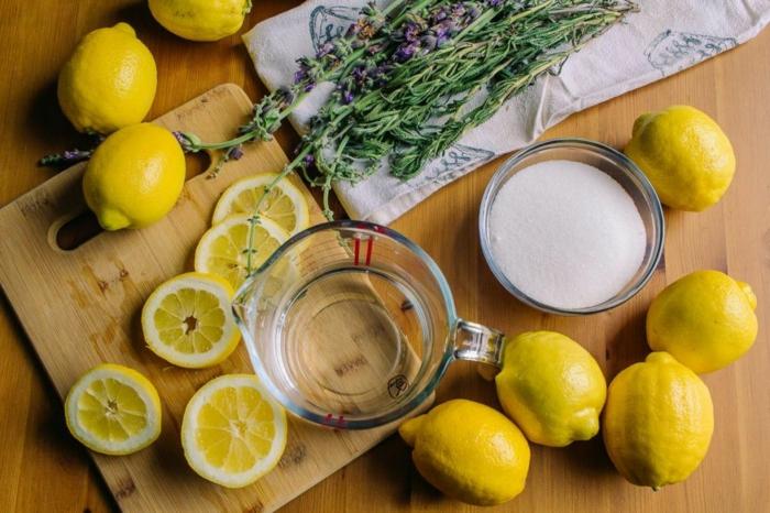 salbei sirup selber machen salbei rezepte selber machen mit lavendel
